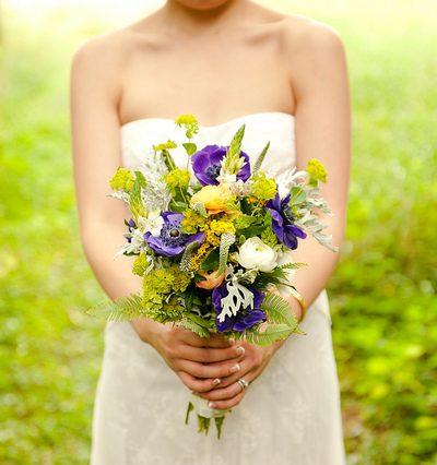 Annie + Andrew: A Homespun Farm Wedding thumbnail