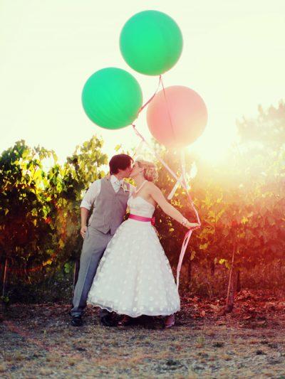 Sarah + Jody: A Colorful Tuscany Wedding thumbnail