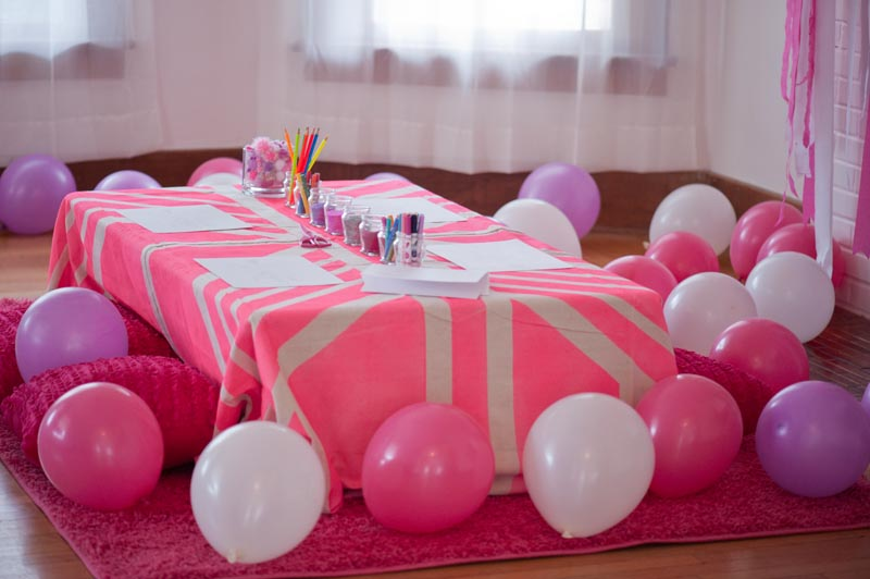 a neon pink kiddie valentines day celebration - the sweetest occasion, Ideas