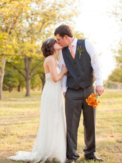 Kelley + Brian: A Handmade Texas Wedding thumbnail