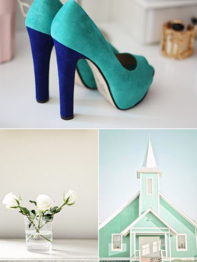 Party Palette: Mint + Turquoise thumbnail