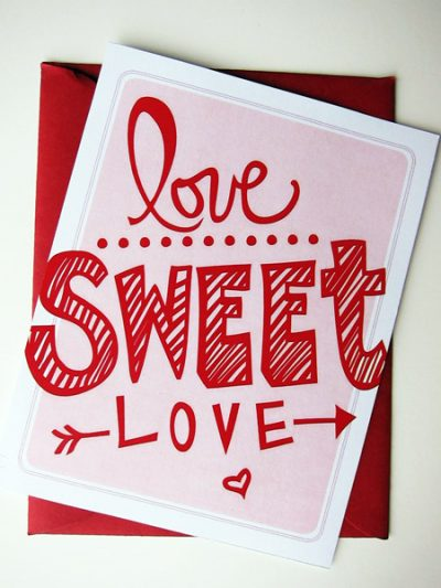 Love Sweet Love Printables thumbnail