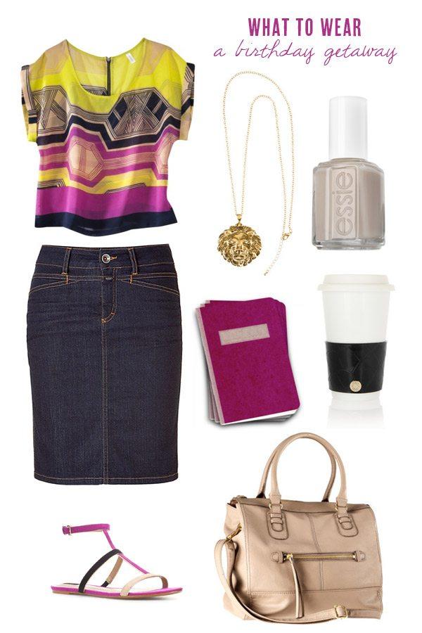 What to Wear A Birthday Getaway - The Sweetest Occasion