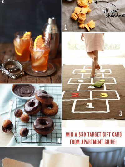 Target Gift Card Giveaway with Apartment Guide thumbnail