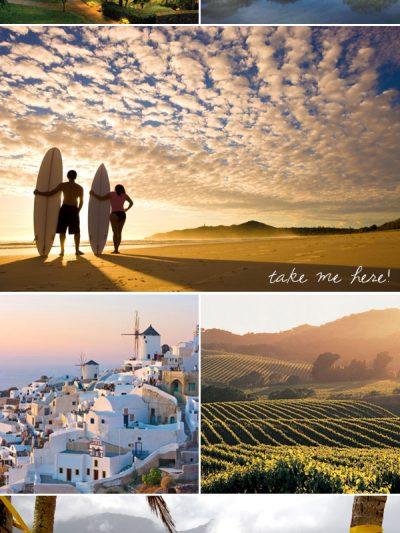 Travelers Joy Honeymoon Registry thumbnail