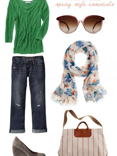 What to Wear: Spring Style Essentials thumbnail