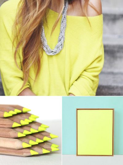 Party Palette: Citron + Aqua thumbnail