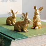 diy bunny placecard c