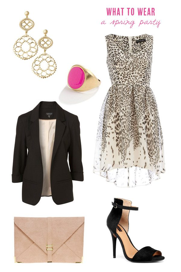 What to Wear: A Spring Party - The Sweetest Occasion — The ...