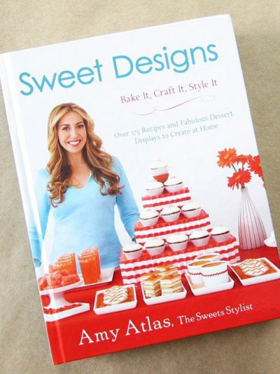 Book Review: Sweet Designs by Amy Atlas thumbnail