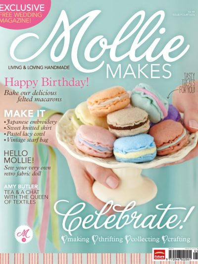 The Sweetest Occasion in Mollie Makes thumbnail