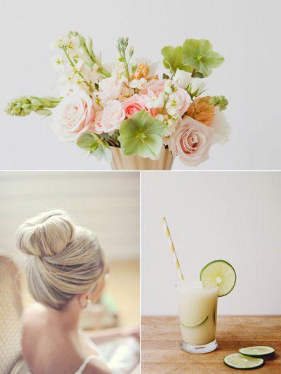 Party Palette: Blush + Lime thumbnail