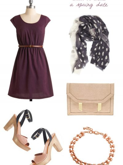 What to Wear: A Spring Date thumbnail
