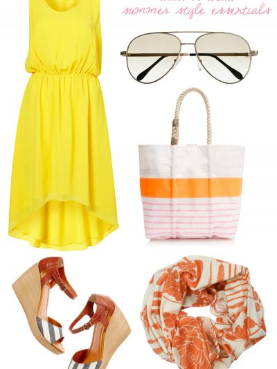What to Wear: Summer Style Essentials thumbnail