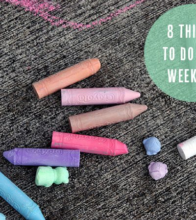 8 Things to Do this Weekend thumbnail