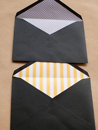DIY Envelope Liners thumbnail