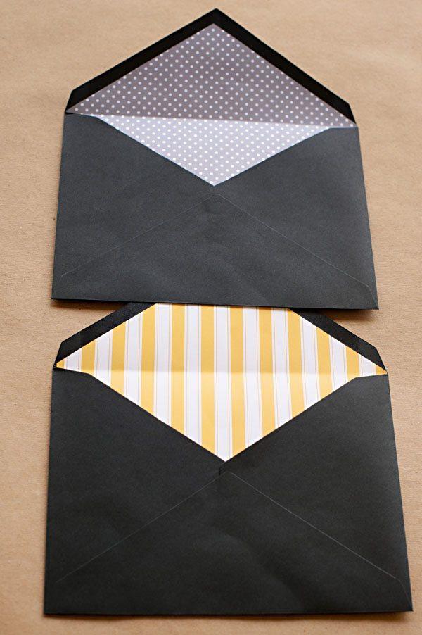 diy envelopes diy envelope liners the sweetest occasion