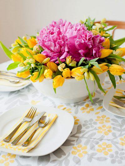 DIY Floral Centerpiece thumbnail