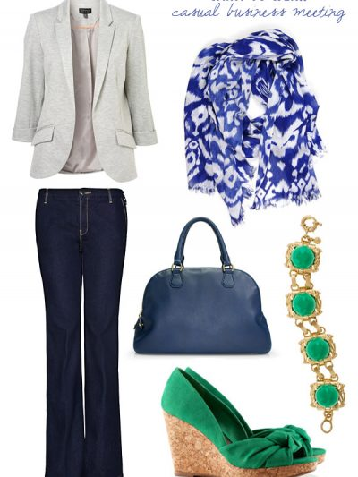 What to Wear: A Casual Business Meeting thumbnail