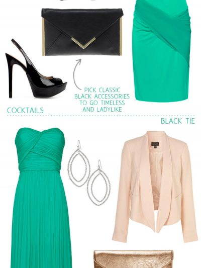 Love the Look: Emerald Dresses thumbnail