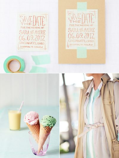 Party Palette: Mint + Sugar Cone thumbnail