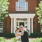 Jessica + Paul: A Beautiful Backyard Wedding