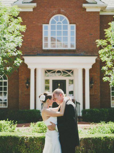Jessica + Paul: A Beautiful Backyard Wedding thumbnail