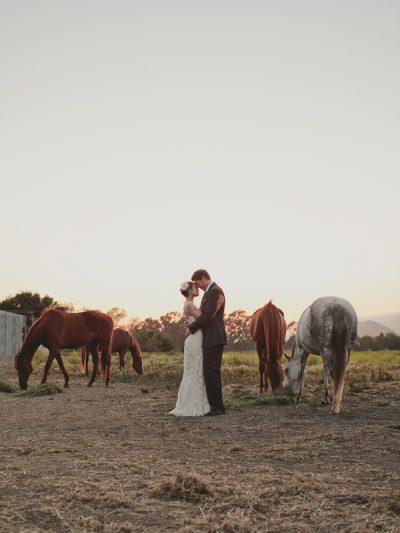 Meredith + Elliot: A California Ranch Wedding thumbnail
