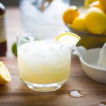 Mix It Up: Preserved Lemon Cocktail