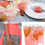 Party Palette: Daiquiri + Persimmon