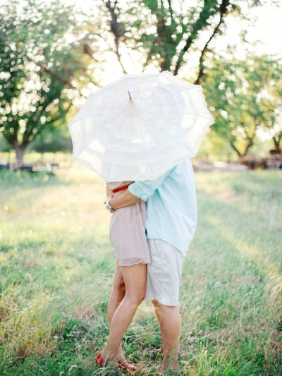Beth + Jeremy: A Vineyard Engagement Shoot thumbnail