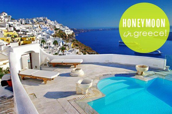 Honeymoon Destinations In Greece: Greece-honeymoon-ideas