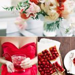 Party Palette: Scarlet + Begonia