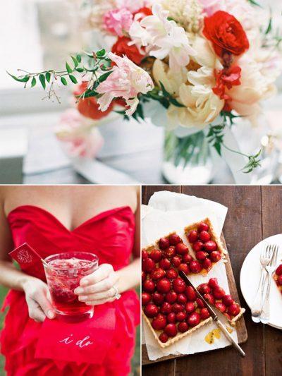 Party Palette: Scarlet + Begonia thumbnail