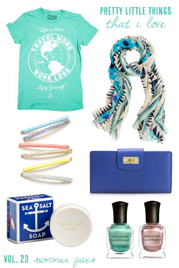 Favorite summer accessories from The Sweetest Occasion