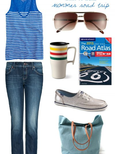 What to Wear: Summer Road Trip thumbnail