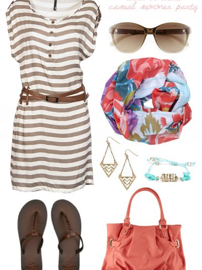 What To Wear: Casual Summer Party thumbnail