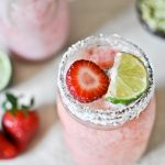 Mix It Up: Strawberry Coconut Margarita