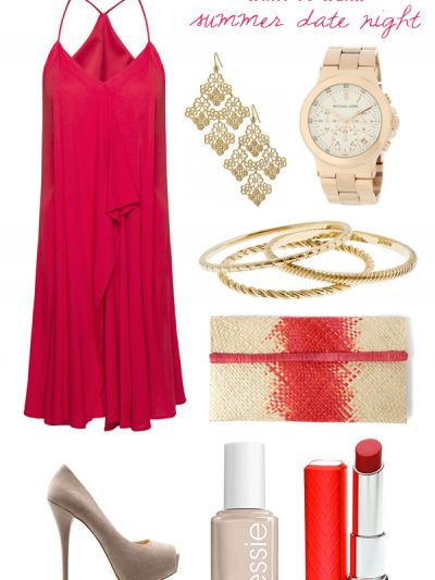 What To Wear: Summer Date Night thumbnail