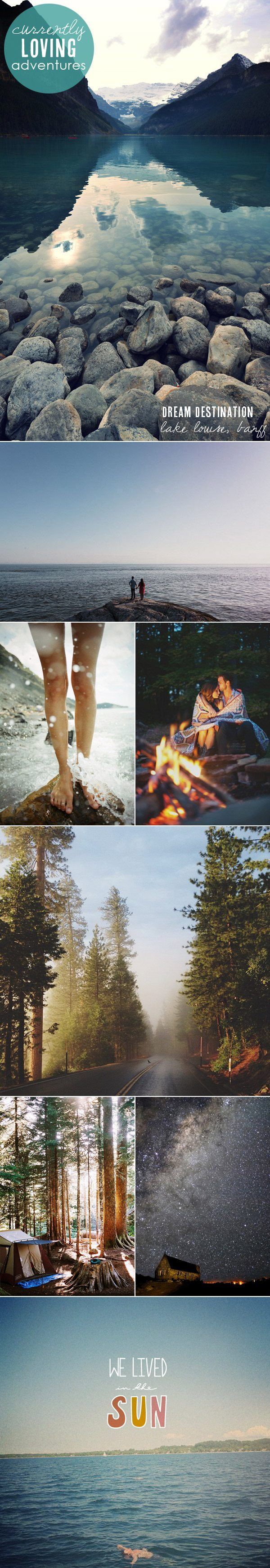 Amazing road trip inspiration from The Sweetest Occasion