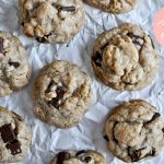 Sweet Eats: Brown Butter Oatmeal Chunk Cookies