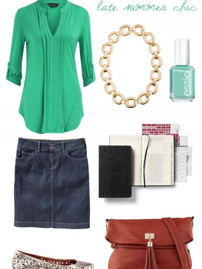 What To Wear: Late Summer Chic thumbnail