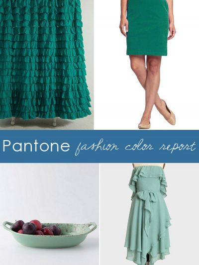 Pantone Fashion Color Report 2013 thumbnail
