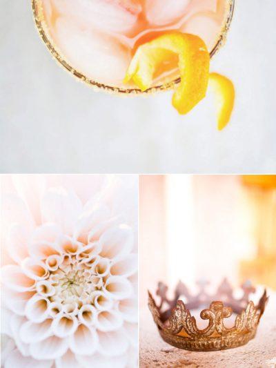 Party Palette: Nectarine + Grapefruit thumbnail