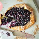 Sweet Eats: Blueberry Brie Galette