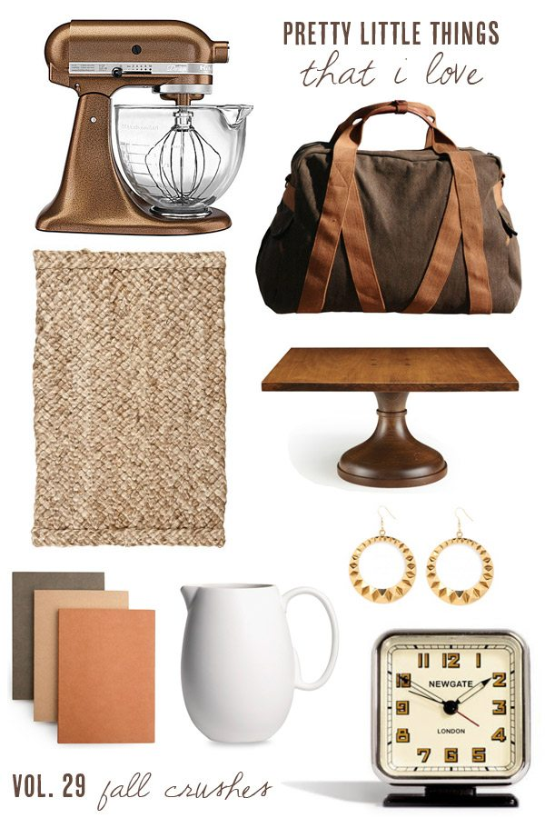 Fall favorites for fashion + home | The Sweetest Occasion