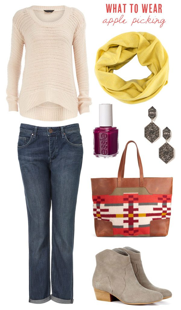 What to wear apple picking | The Sweetest Occasion