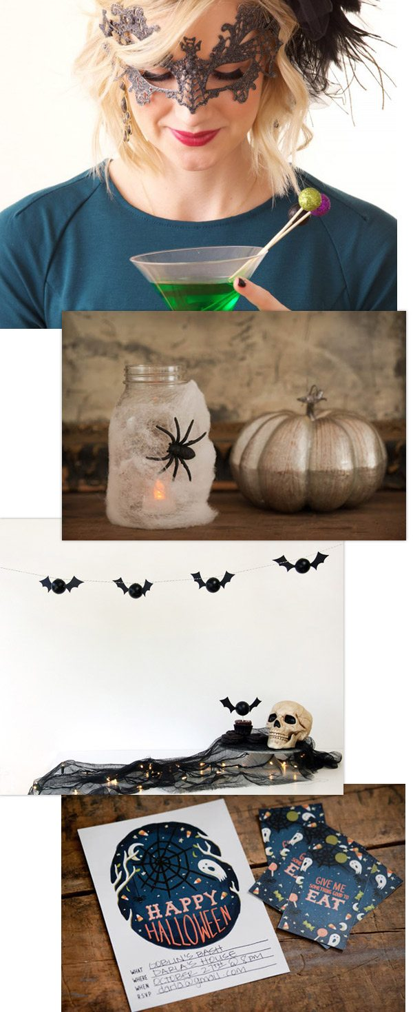 Halloween favorites from The Sweetest Occasion