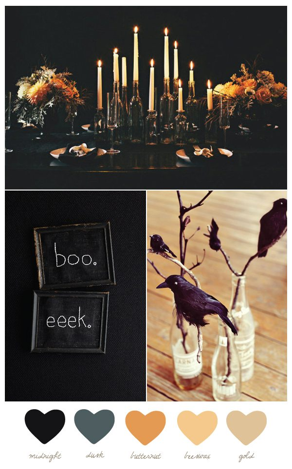 Midnight + butternut | The Sweetest Occasion