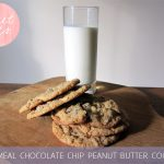 Sweet Eats: Oatmeal Chocolate Chip Cookies